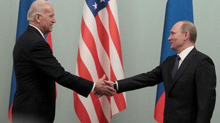تصاویر جالب دیدار پوتین با چهار رییس جمهوری سابق آمریکا