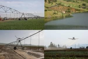 بهرهوری از منابع آبی و رشد ناخالص داخلی؛ ۲ اقدام موثر در بخش کشاورزی