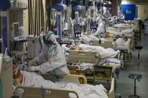 شناسایی ۸۸۴۶ بیمار جدید کرونایی/ ۱۷۹ نفر دیگر فوت شدند