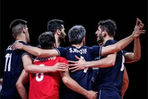 ترکیب بلند قامتان ایران مقابل آمریکا/ غیبت غفور به دلیل مصدومیت