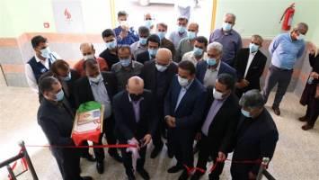 مدرسه ابرار در بندر محمد عامری تنگستان افتتاح شد
