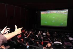 در سینماها فوتبال پخش کنید، چون باعث شور و نشاط و بهبود اقتصادی میشود
