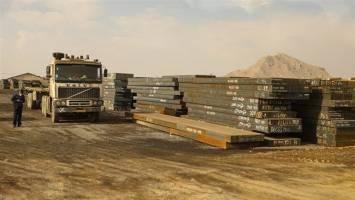 رشد 35 برابری حجم صادرات فولاد خام ایران در 8سال گذشته