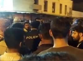 صداوسیما: شب گذشته خوزستان شرایط آرامی را سپری کرد