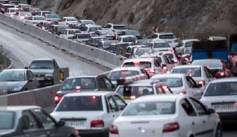 ۵۰۰۰ خودرو از ورودیهای استان مازندران بازگردانده شدند