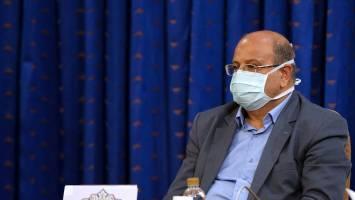 زالی: شرایط تهران وخیم است / امکان دارد ۳۰ درصد افرادی که واکسینه شدند، به کرونا مبتلا شوند