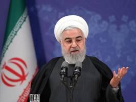 روحانی: با چنگ انداختن به صورت هم با هتاکی و تخریب یکدیگر نمی توانیم کشور را به پیشرفت برسانیم
