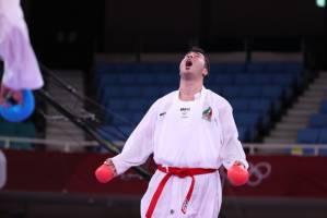 سجاد گنجزاده قهرمان المپیک شد/ سومین طلای ایران