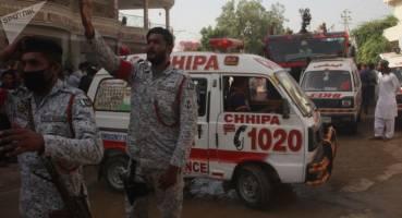 حملات تروریستی همزمان با عاشورا در پاکستان