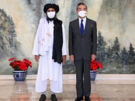 آیا طالبان برای کسب مشروعیت بین المللی، روی چین و احتمالا روسیه حساب کرده است؟