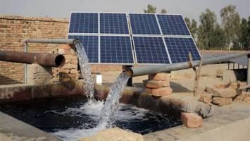 احداث 3 هزار مگاوات نیروگاه تجدیدپذیر برای چاههای کشاورزی