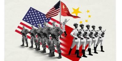 زمان جنگ آمریکا و چین فرا رسیده است؟