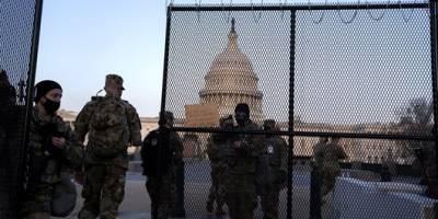 کنگره آمریکا دوباره حصارکشی می شود