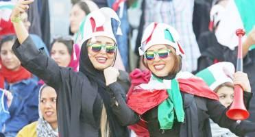 زنان ایرانی در ورزشگاه؛ ۷۳۲ روز بعد!