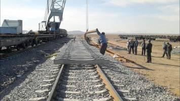 توافق برای سرعتبخشی به ساخت راهآهن ایران-عراق