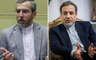 تایید خداحافظی عراقچی؛ علی باقری معاون سیاسی وزیر خارجه شد