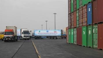 افزایش ۴۳۰ درصدی واردات از عراق