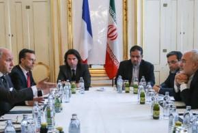 دیدار وزیران خارجه ایران و فرانسه – وین