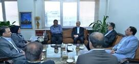 غیبت معنی دار رییس کمیسیون کشاورزی اتاق تهران در دیدار هیأت رئیسه با وزیر جهاد