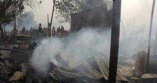 ۱ نظامی و ۲ تروریست انتحاری در نیجریه کشته شدند