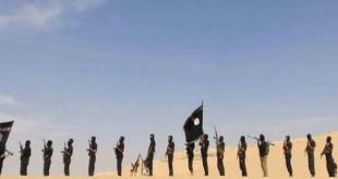 داعش عامل اقدام تروریستی اخیر در صحرای سینا
