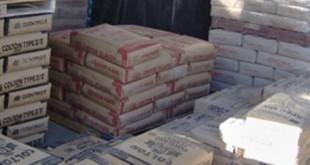 توقف صادرات سیمان خاکستری به عراق