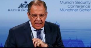لاوروف: مسکو ارسال محمولههای نظامی به سوریه را ادامه خواهد داد