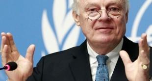 «دیمیستورا» با وزرای خارجه اتحادیه عرب دیدار میکند