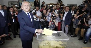 هشدار رهبر حزب جمهوری خلق درباره کودتای سیاسی در ترکیه