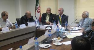 محمود نجفی سهی رئیس کمیسیون صنعت شد