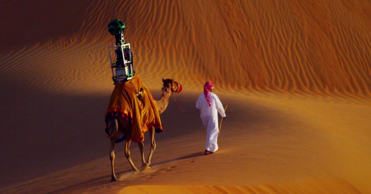 Street-View-camel
