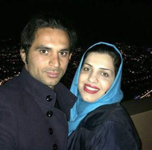 آخرین-سلفی-هادی-نوروزی-و-همسر-عزیزش.-روحش-شاد