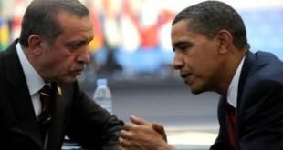 آشتی کنان اوباما-اردوغان در کاخ سفید افندی