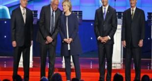 در نخستین مناظره نامزدهای دموکرات آمریکا چه گذشت