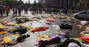 اردوغان انفجارهای آنکارا را محکوم کرد