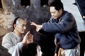 آنگ لی و چو یون فت پشت صحنه فیلم