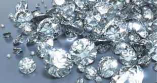 الماس دنیا رو به اتمام است