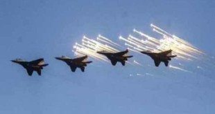 حملات جنگنده های روسی به تکفیری ها در «ادلب»
