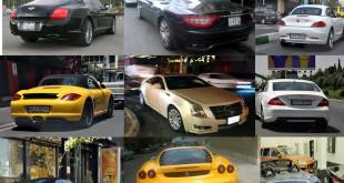 تلاش گسترده برای لغو ممنوعیت واردات خودروهای لوکس