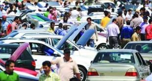 بازار خودروهای دست دوم راکد میشود