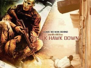 پوستر فیلم سقوط شاهین سیاه