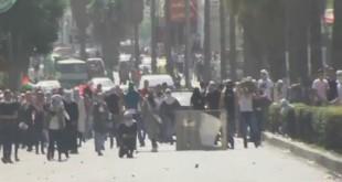 شهادت یک جوان فلسطینی به ضرب گلوله صهیونیست ها