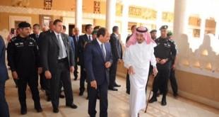 مصر در حال فاصله گرفتن از عربستان و نزدیک شدن به سوریه است