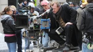 کریستوفر نولان پشت صحنه فیلم