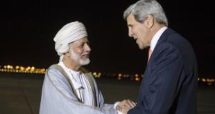 میانجیگری عمان و آمریکا در بحران سوریه
