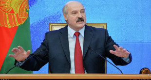 لغو تحریمهای اتحادیه اروپا علیه رئیسجمهور بلاروس