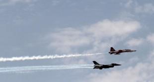 حمله هوایی ارتش ترکیه به مواضع پکک پس از آتشبس