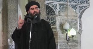 ابوبکر البغدادی زخمی و سه معاونش کشته شده اند