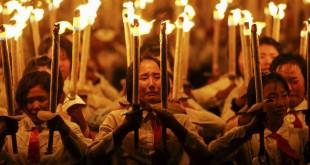 پیونگ یانگ 7 دهه پس از استقرار کمونیسم