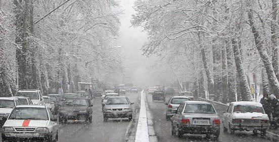 آخرین وضعیت جوی و ترافیکی جادهها در کشور